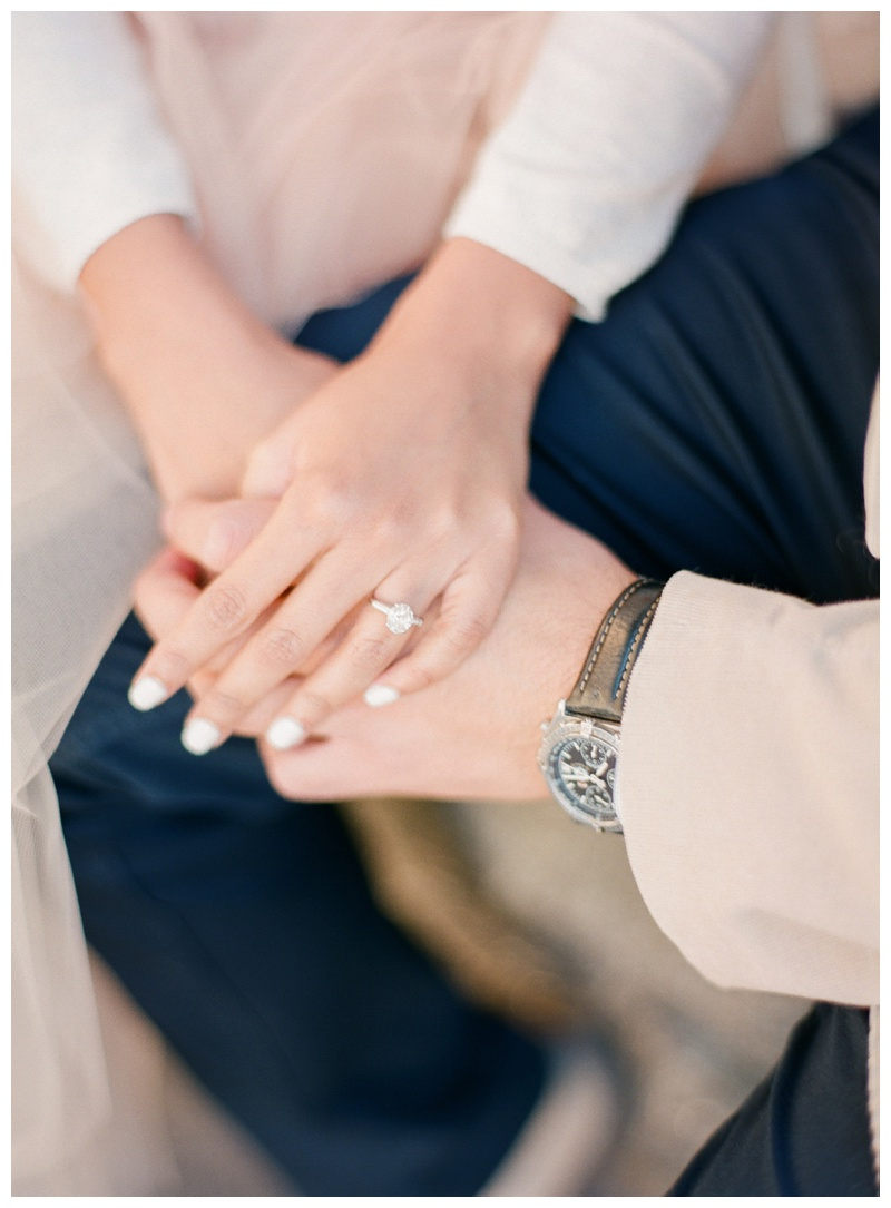 Engagement Photography NYC -- Engagement Ring