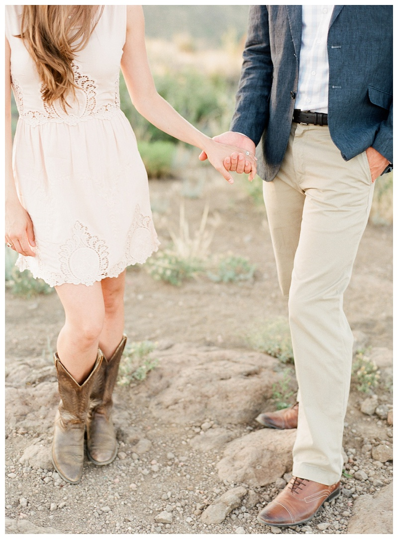 Golden Colorado anniversary photos by You Look Lovely Photography