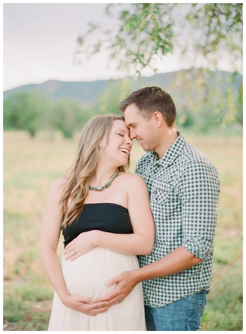 Colorado Springs Maternity Session