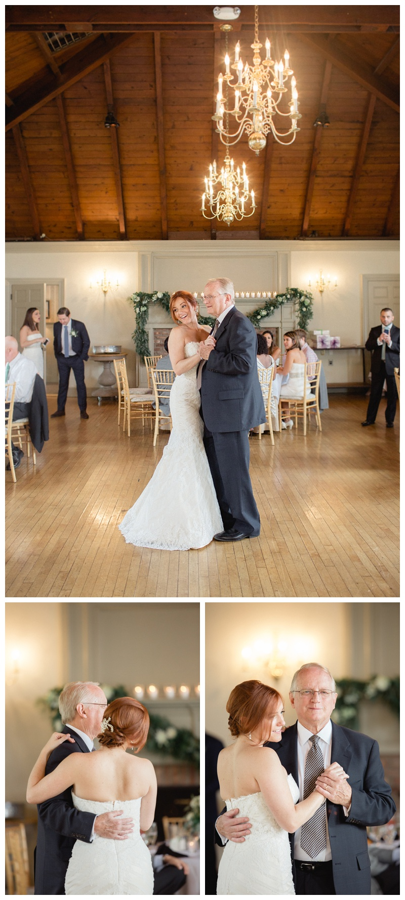 Wedding Celebration at The Old Field Club