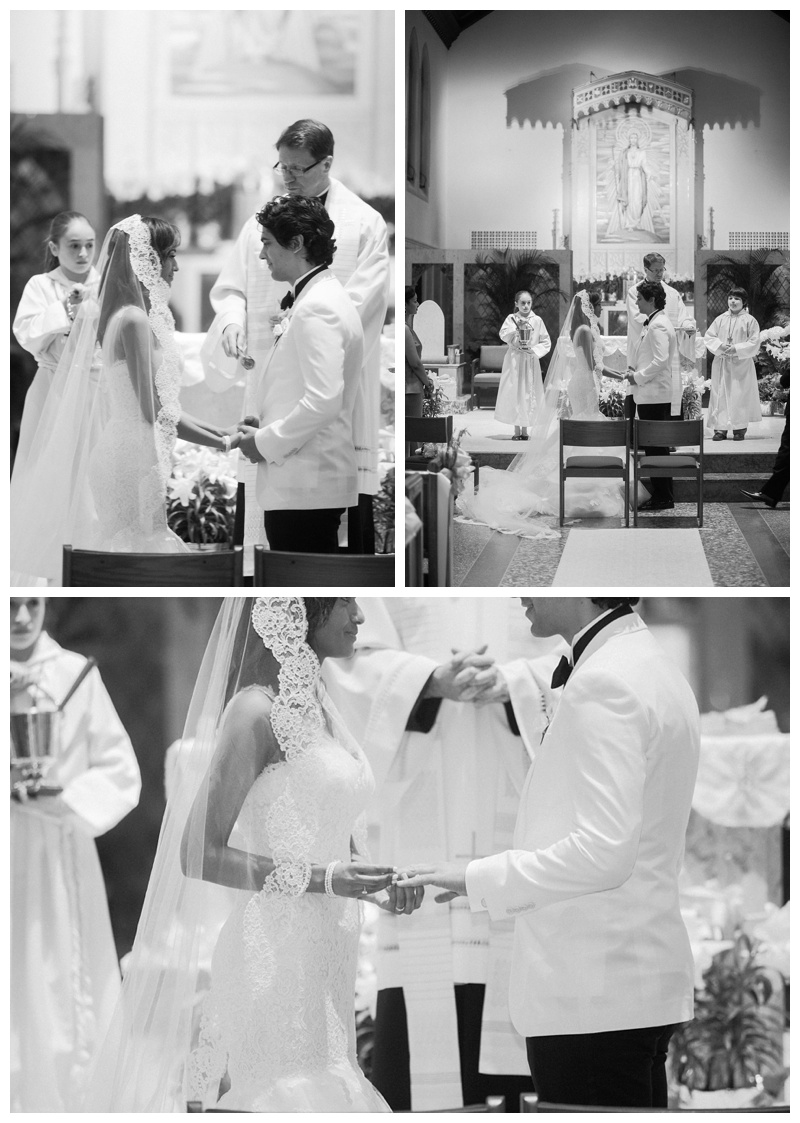 NYC Church Wedding Photography